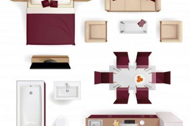 Thiết kế phòng ngủ đẹp dành cho vợ chồng trẻ
