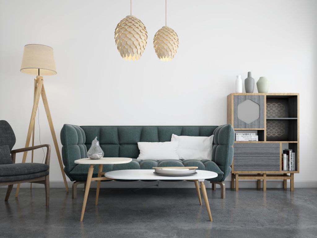 Sức hút từ bộ sưu tập sofa da thật phối gỗ của thương hiệu nội thất VipHome
