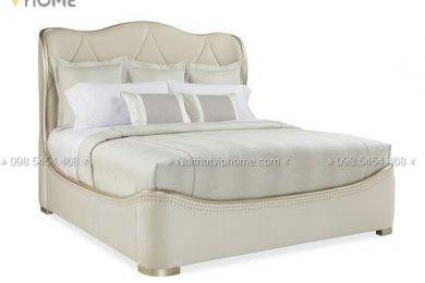 Giường ngủ đôi tân cổ điển đẹp GBD-2005 2