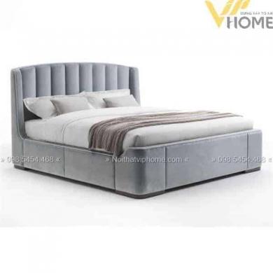Giường ngủ đôi tân cổ điển đẹp GBD-2007 1