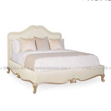 Giường ngủ đôi tân cổ điển đẹp GBD-2014 1