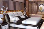 Giường ngủ đôi tân cổ điển đẹp GBD-2016 3