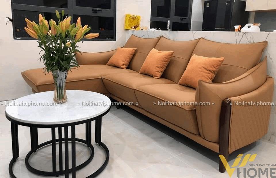 Sofa văng tân cổ điển đẹp TCD-0005 4