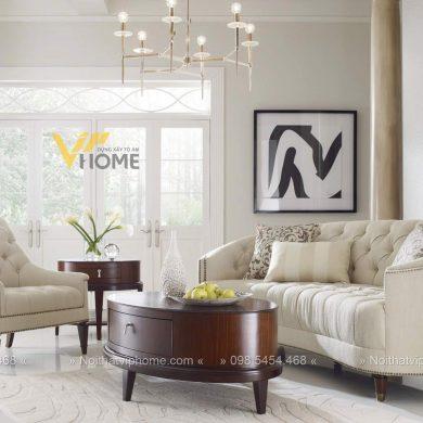 Sofa văng tân cổ điển đẹp TCD-0010 3