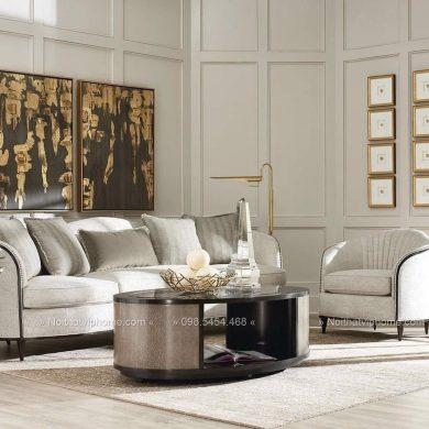 Sofa văng tân cổ điển đẹp TCD-0014 3