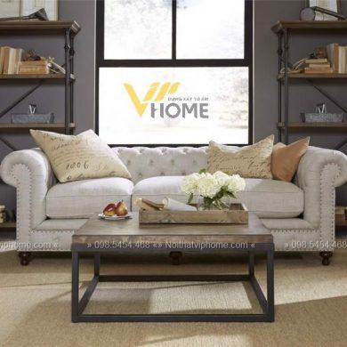 Sofa văng tân cổ điển đẹp TCD-0021 3