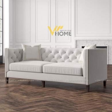 Sofa văng tân cổ điển đẹp VV-0012 4