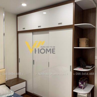 Tủ quần áo hiện đại đẹp TQA-6002 1