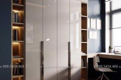 Tủ quần áo hiện đại đẹp TQA-6015 1