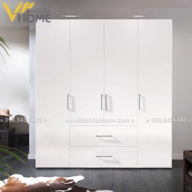 Tủ quần áo hiện đại đẹp TQA-6016 3