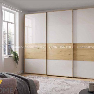 Tủ quần áo hiện đại đẹp TQA-6019 1