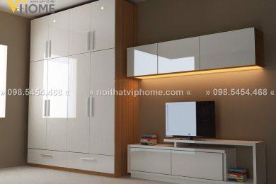 Tủ quần áo hiện đại đẹp TQA-6021 4