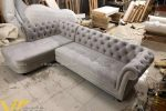 Sofa tân cổ điển đẹp Vip Home 2