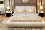 Giường bọc da đẹp GBD-20018