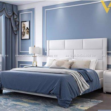 Giường ngủ đôi hiện đại đẹp GBD-2024