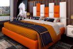 Giường ngủ đôi hiện đại đẹp GBD-2025 2