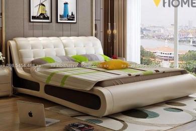 Giường ngủ đôi hiện đại đẹp GBD-2026 2