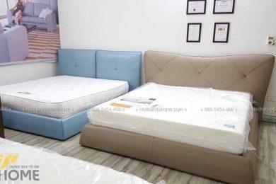 Giường ngủ đôi hiện đại đẹp GBD-2029 3