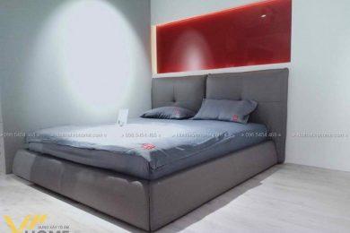 Giường ngủ đôi hiện đại đẹp GBD-2032 5