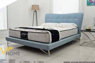 Giường ngủ đôi hiện đại đẹp GBD-2035 2