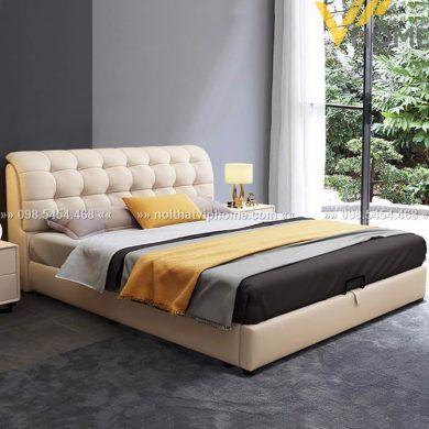 Giường ngủ đôi hiện đại đẹp GBD-2044 1