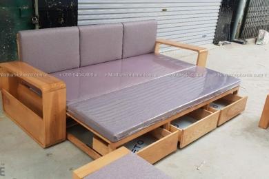 Sofa giường thông minh đẹp SFTM-4002 4