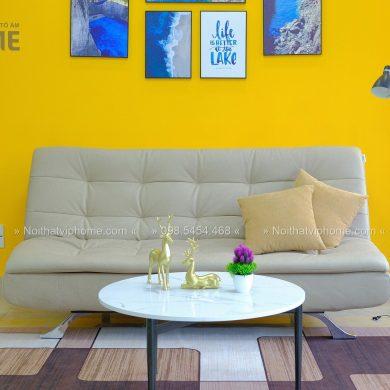 Sofa giường thông minh đẹp SFTM-4004 5