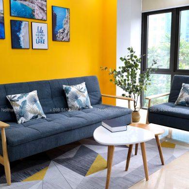 Sofa giường thông minh đẹp SFTM-4005 5