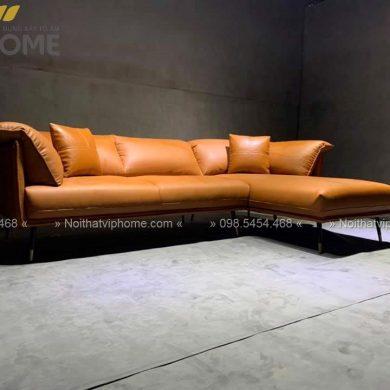 Sofa góc da hiện đại đẹp SHD-2005 3
