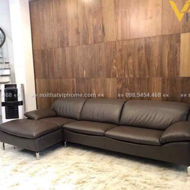 Sofa góc da hiện đại đẹp SHD-2012 2