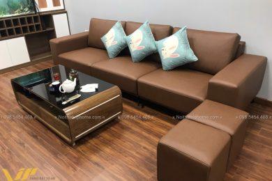 Sofa văng hiện đại đẹp SHD-2020