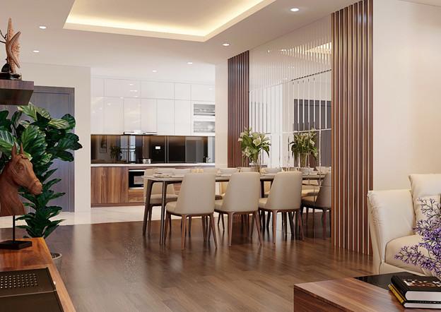 Thiết kệ nội thất hiện đại đẹp