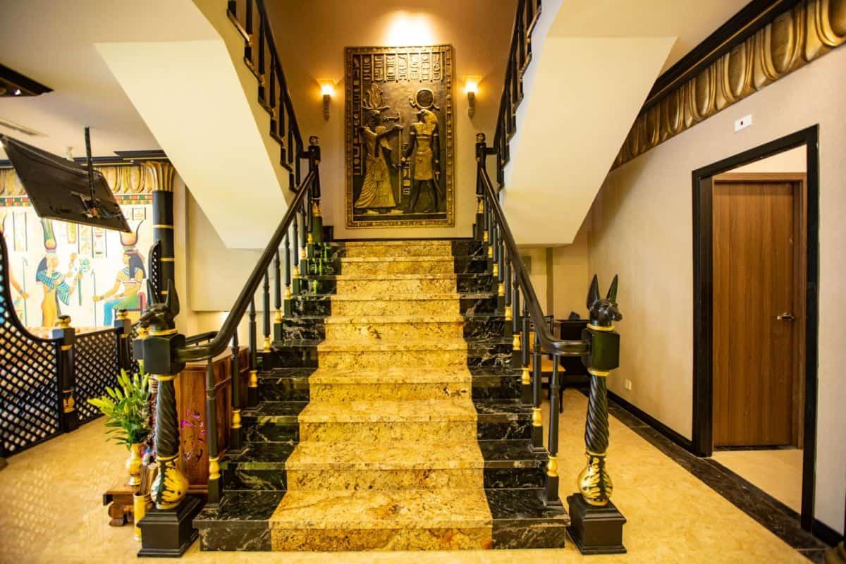 Thiết kế thi công khách sạn sang trọng đẹp