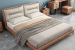 Giường ngủ bọc nệm cao cấp