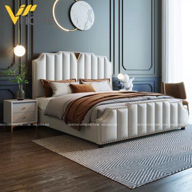Giường ngủ đôi hiện đại đẹp GBD-20091