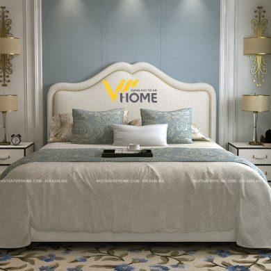 Giường ngủ đôi hiện đại đẹp GBD-20093