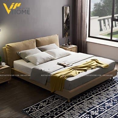Giường ngủ đôi hiện đại đẹp GBD-20102