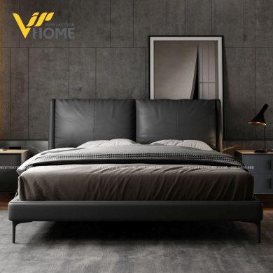 Giường ngủ đôi hiện đại đẹp GBD-2078