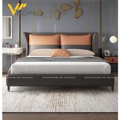 Giường ngủ đôi hiện đại đẹp GBD-2080