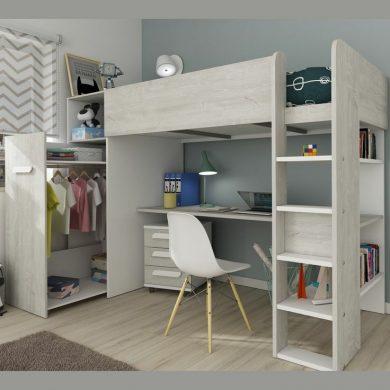 Giường tầng trẻ em đẹp GBD-230008