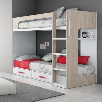 Giường tầng trẻ em đẹp GBD-230009