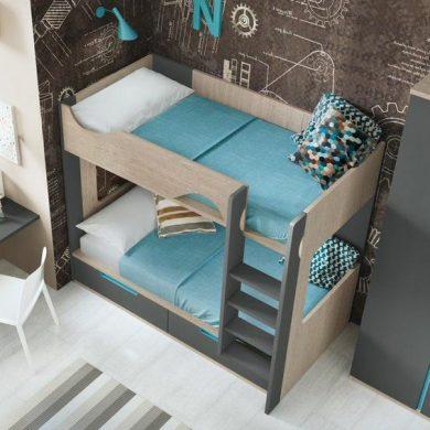 Giường tầng trẻ em đẹp GBD-230011