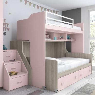 Giường tầng trẻ em đẹp GBD-230012