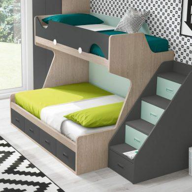 Giường tầng trẻ em đẹp GBD-230014