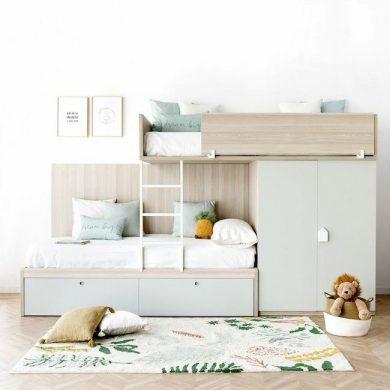 Giường tầng trẻ em đẹp GBD-230016