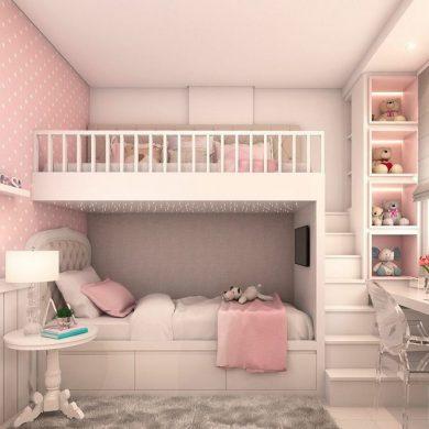 Giường tầng trẻ em đẹp GBD-230017