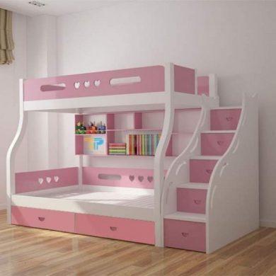 Giường tầng trẻ em đẹp GBD-230018