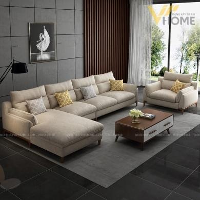 Sofa da cao cấp đẹp SHD-2055