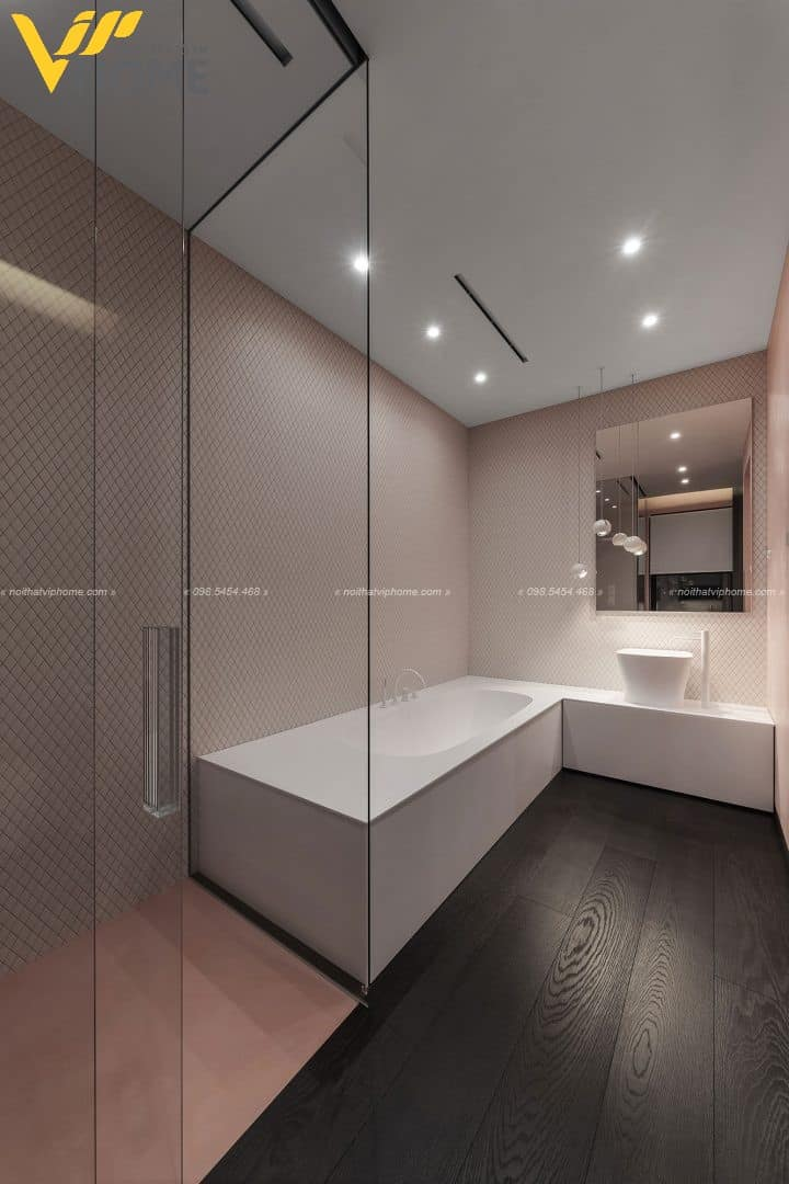 Thiết kế nội thất biệt thự hiện đại đẹp