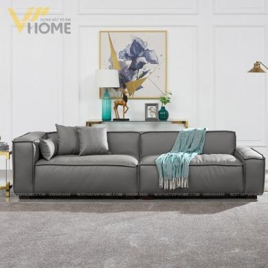 Sofa da cao cấp đẹp SHD-2092